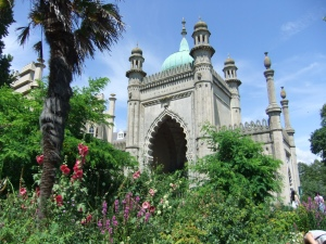 Brighton Pavilion Gardens