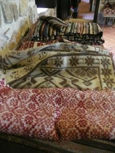 Sardinian woven fabrics